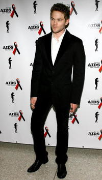 Shawn Ashmore at the New York Aids Film Festival.