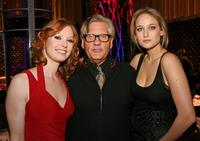 Alicia Witt, William Forsythe and Leelee Sobieski at the after party of the word premiere of