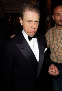 Edward Fox at the