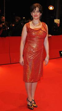 Kerry Fox at the premiere of
