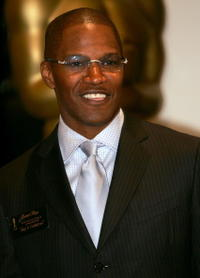 Jamie Foxx at the 77th Annual Academy Awards Nominee Luncheon.