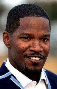 Jamie Foxx at the