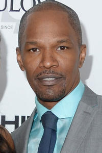 Jamie Foxx at the N.Y. premiere of