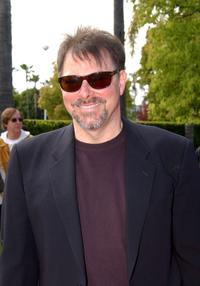 Jonathan Frakes at the premiere of
