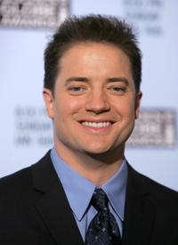 Brendan Fraser at the 62nd Annual Golden Globe Nominiations.