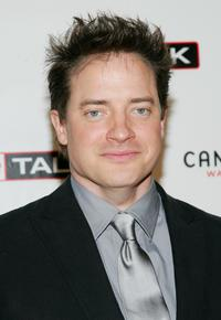 Brendan Fraser at Canada's Walk Of Fame Gala.