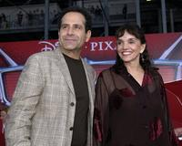 Brooke Adams and Tony Shalhoub at the world premiere screening