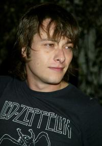 Edward Furlong at the Absolut Stella Hollywood Party.