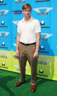 Mason Gamble at the 2nd Annual SAG Foundation Golf Classic in California.