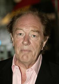 Michael Gambon at the UK Premiere of