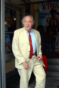 Michael Gambon at the Ireland World Premiere of
