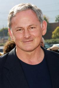 Victor Garber at the unveiling of a series of 20 by 29 ft posters.