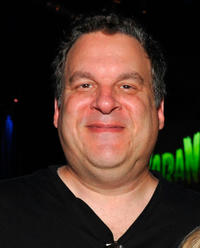 Jeff Garlin at the world premiere of