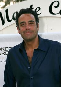 Brad Garrett at the Monte Carlo Night benefiting Devonshire PALS.