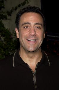 Brad Garrett at the party celebrating the 200th Episode of
