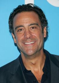 Brad Garrett at the FOX 2007 Programming presentation.