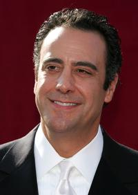 Brad Garrett at the 57th Annual Emmy Awards.