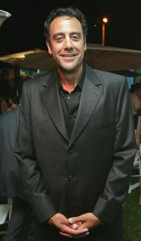 Brad Garrett at the