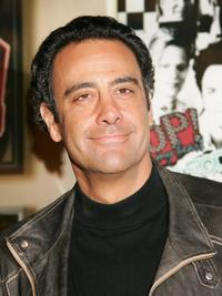 Brad Garrett at the premier of the film