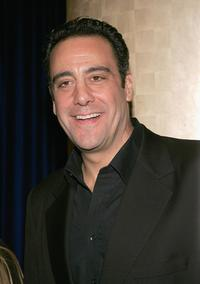 Brad Garrett at the after party for the opening night of