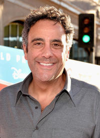 Brad Garrett at the World premiere of