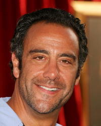 Actor Brad Garrett at the L.A. premiere of