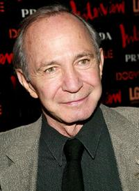 Ben Gazzara at the New York Premiere of