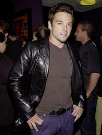 Jason Gedrick at the premiere of