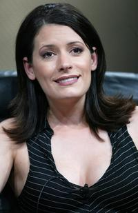 Paget Brewster at the TCA Press Tour Cable.