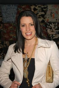 Paget Brewster at the after party of the premiere of