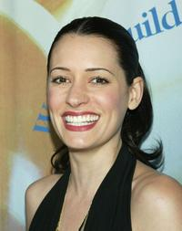 Paget Brewster at the 57th Annual Writers Guild Awards.
