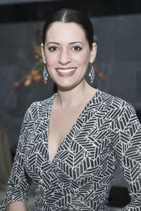 Paget Brewster at the Museum of Television & Radio of the Showtime Networks previews of