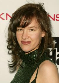 Paz de la Huerta at the premiere of