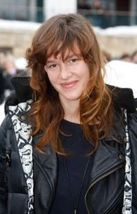 Paz de la Huerta at the 2008 Sundance Film Festival.