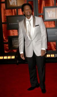 D.L. Hughley at the 13th Annual Critics' Choice Awards.