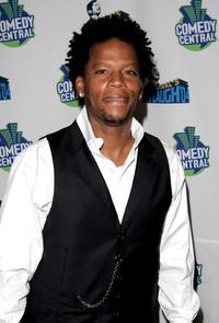 D.L. Hughley at the Comedy Centrals Last Laugh 2004.