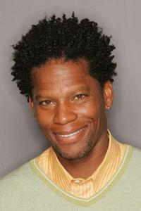 D.L. Hughley at the Tribeca Film Festival.
