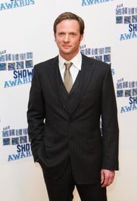 Rupert Penry-Jones at the South Bank Show Awards.