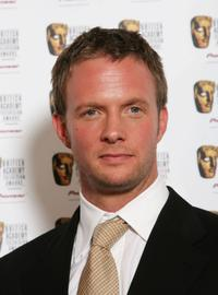 Rupert Penry-Jones at the British Academy Television Awards.