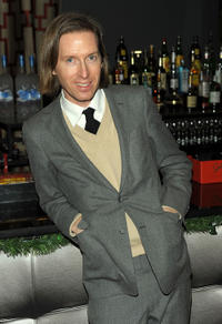 Wes Anderson at the 2009 New York Film Critic's Circle Awards in New York.