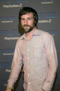 Spike Jonze at the Playstation 2 celebration for this years Electronic Entertainment Expo.