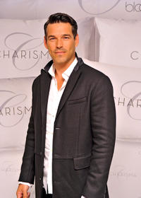 Eddie Cibrian at the Bloomingdale's 59th Street Store in New York.