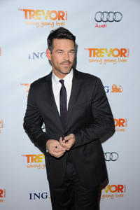 Eddie Cibrian at the Trevor Project's 2011 Trevor Live in California.