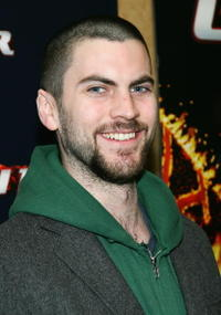 Wes Bentley at the N.Y. premiere of