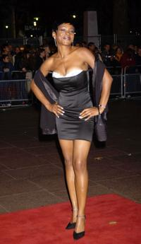 Caroline Chikezie at the Screen Nation Film and Television Awards 2003.