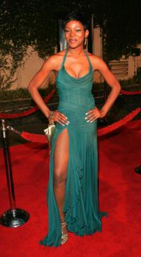 Caroline Chikezie at the premiere of