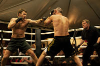 Joel Edgerton as Brendan Conlon in ``Warrior.''