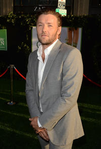 Joel Edgerton at the California premiere of