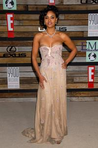 Sharon Leal at the EMA & E! Golden Green After Party.