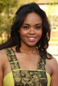 Sharon Leal at the 2008 JCPenney Asian Excellence Awards.
